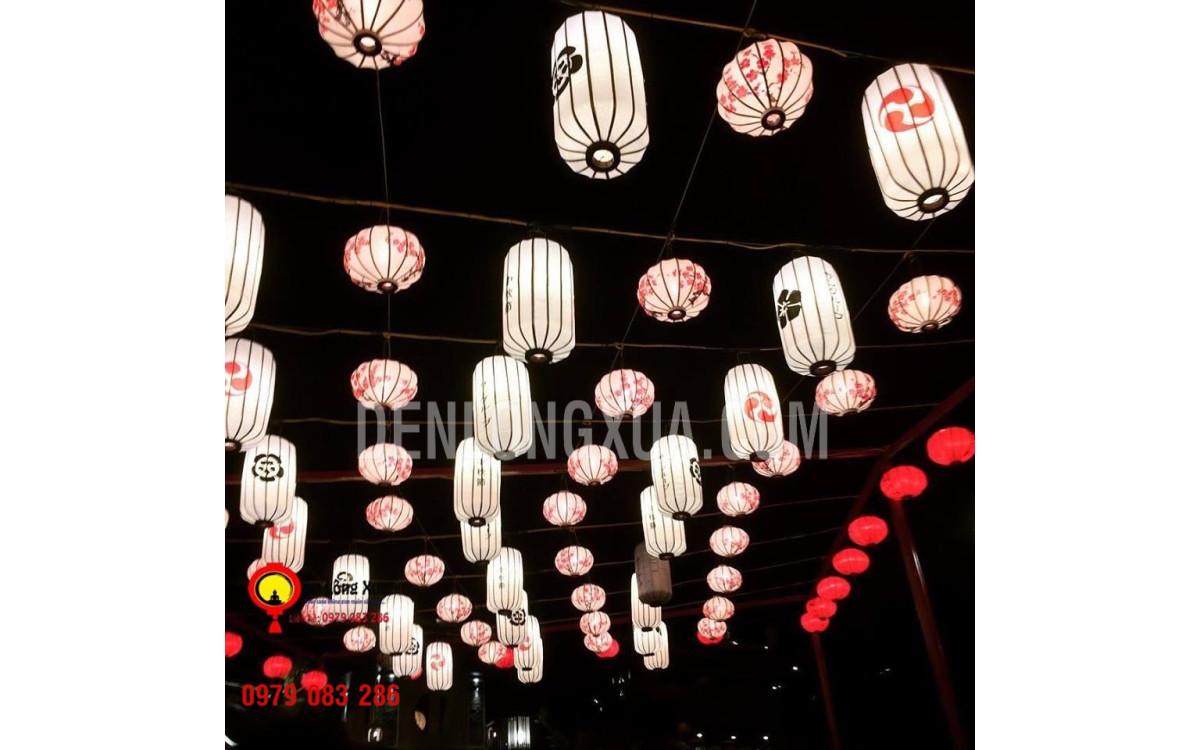 Đèn lồng truyền thống của Nhật Bản
