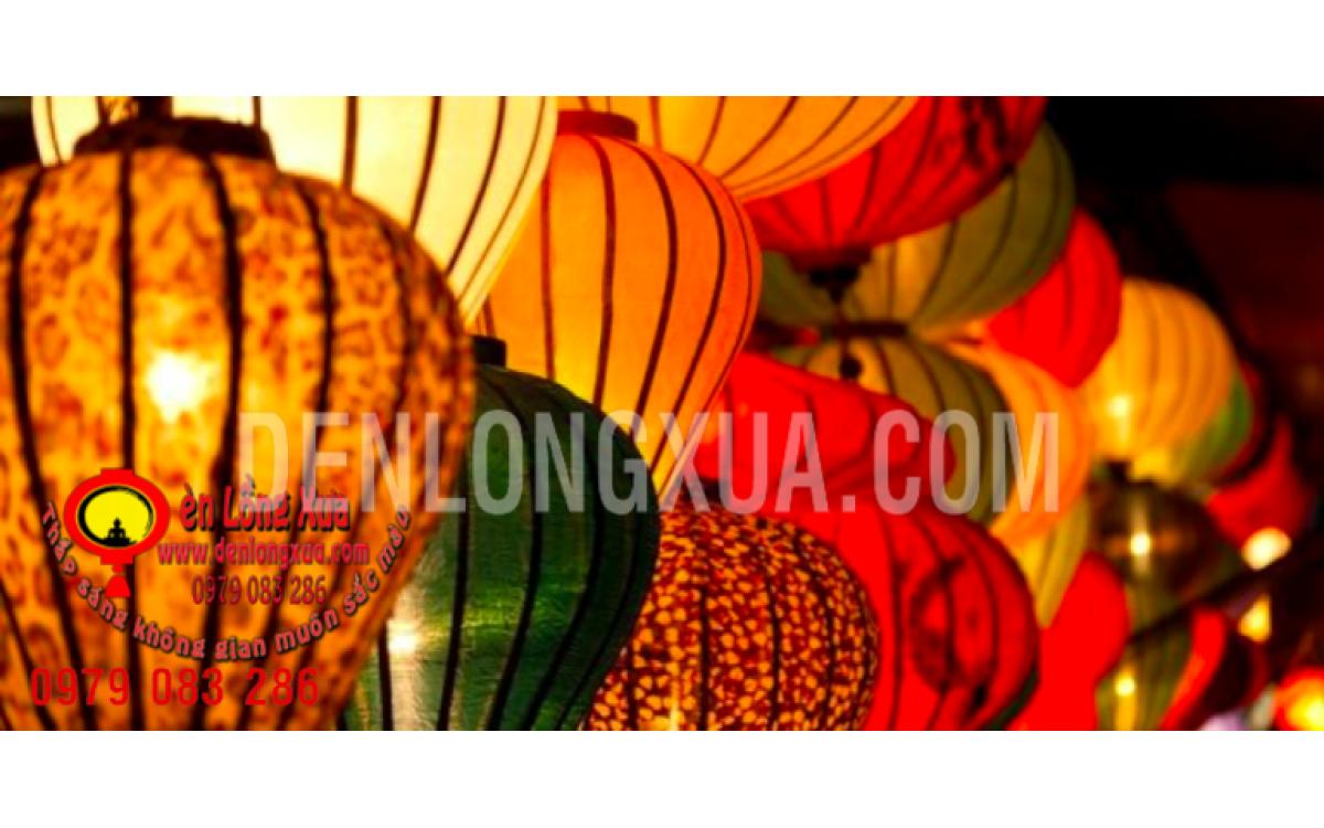 Lồng đèn Trung Thu truyền thống