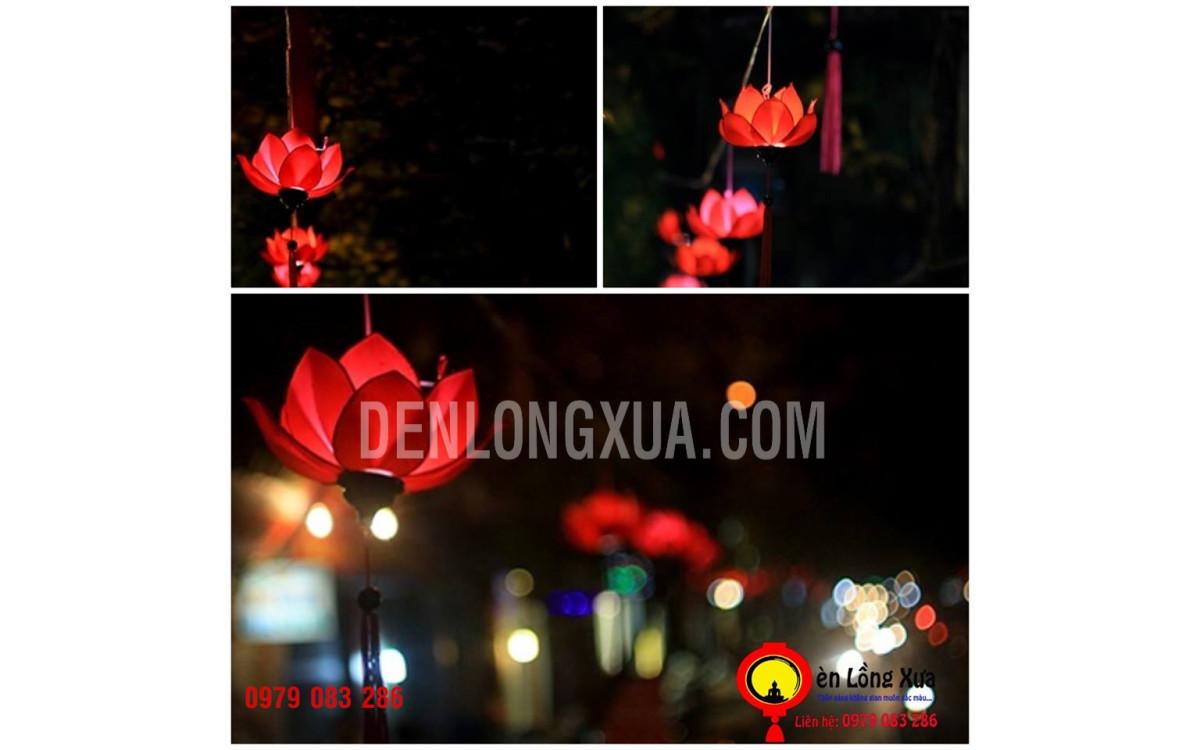 Mẫu đèn lồng trang trí lễ Phật Đản