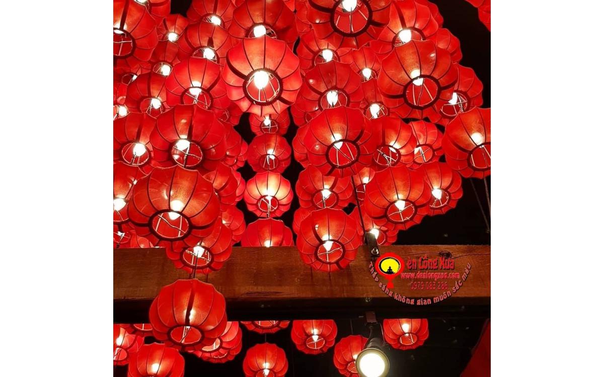 Đèn lồng đỏ cho mùa trung thu