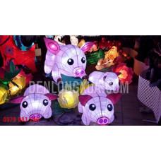 Đèn lồng mô  hình con lợn